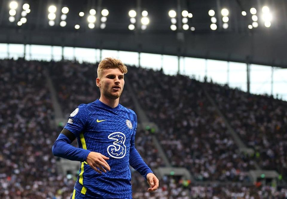 Thomas Tuchel backs Timo Werner to come good at Chelsea (Getty)