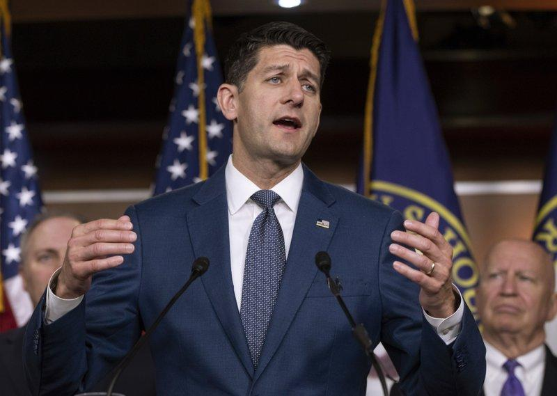 Paul Ryan Says President Trump Is 'Trolling' Critics With Threats to Revoke Security Clearance