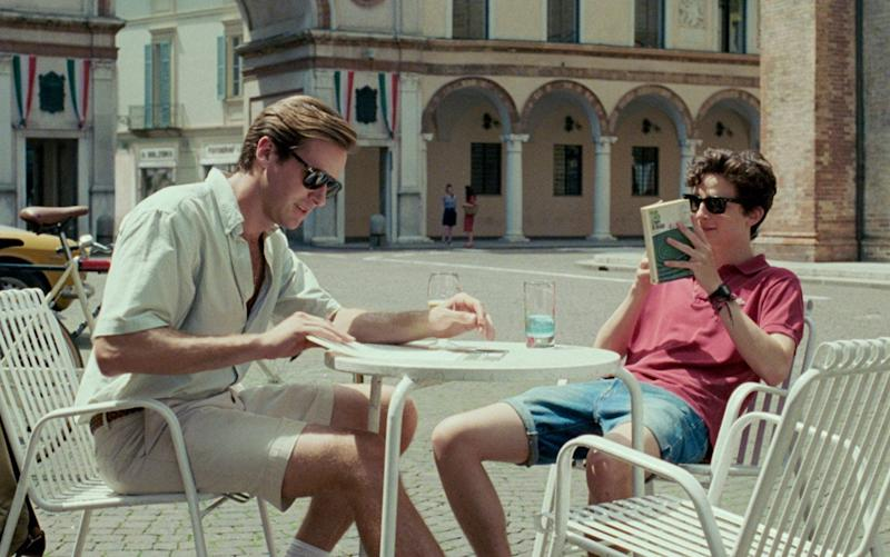Call Me By Your Name is hotly tipped, but failed to make waves at the box office  - Film Stills