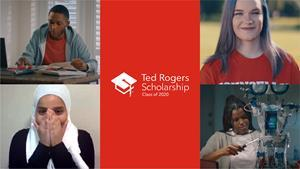 Celebrating the Ted Rogers Scholarships Class of 2020