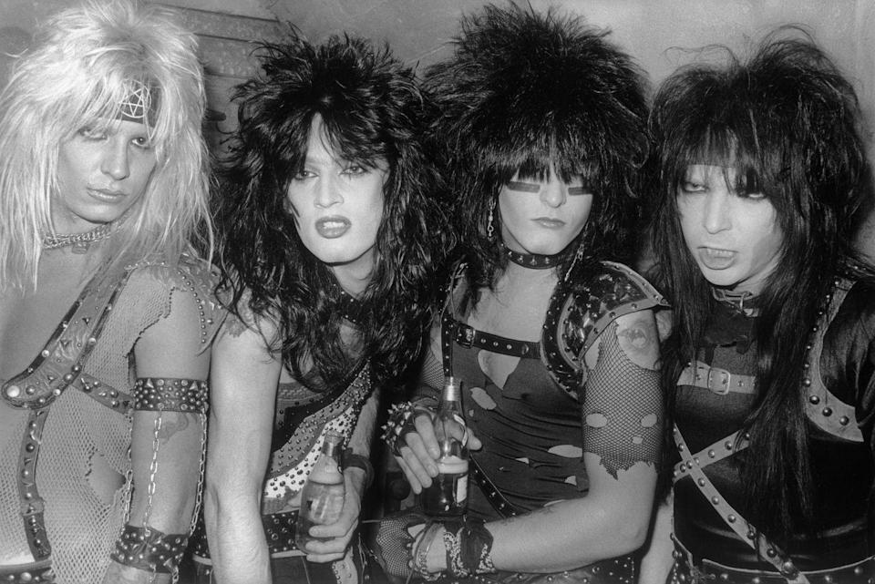 <p>The band went through several lineup changes over the decades, including vocalist John Corabi replacing Neil from 1992 to 1996 and drummers Randy Castillo and Samantha Maloney filling in for Lee during his split from the band from 1999 to 2004.</p>