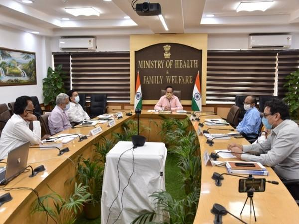Union Health Minister Dr Harsh Vardhan chaired event on World Food Day