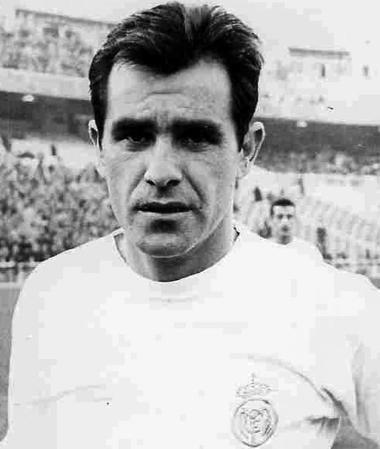 Evaristo de Macedo Real Madrid