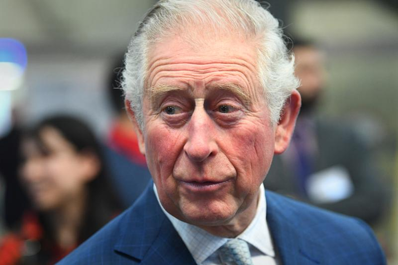Prince Charles, Prince of Wales during a visit to the London Transport museum to mark 20 years of Transport for London on March 4, 2020 in London, England. (Photo by Victoria Jones - WPA Pool/Getty Images)