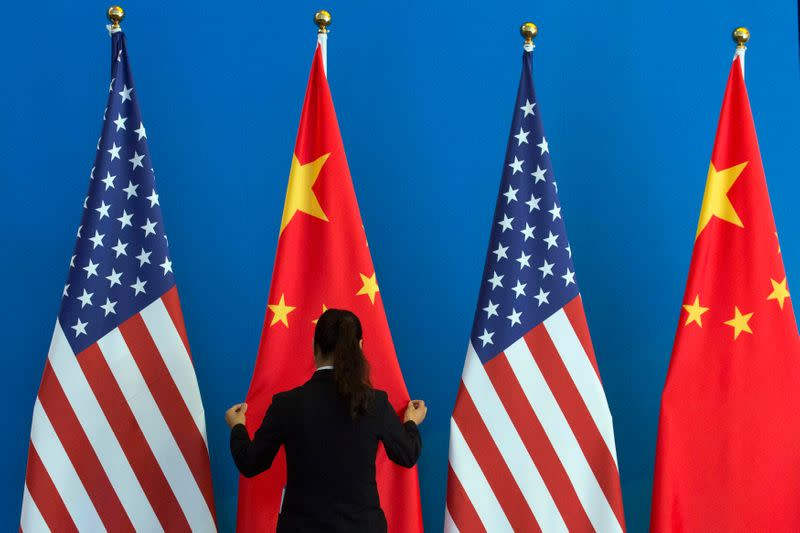 China wants U.S. tariffs rolled back in phase one trade deal: Global Times