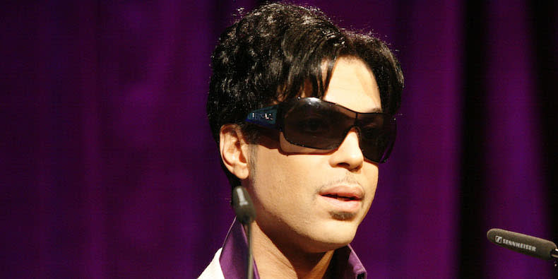 Prince Estate Files Lawsuit Over New EP of Unreleased Songs