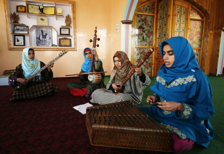 Kashmir's Sufi music has evolved as a uniquely male tradition, but a new ensemble which includes women is challenging that