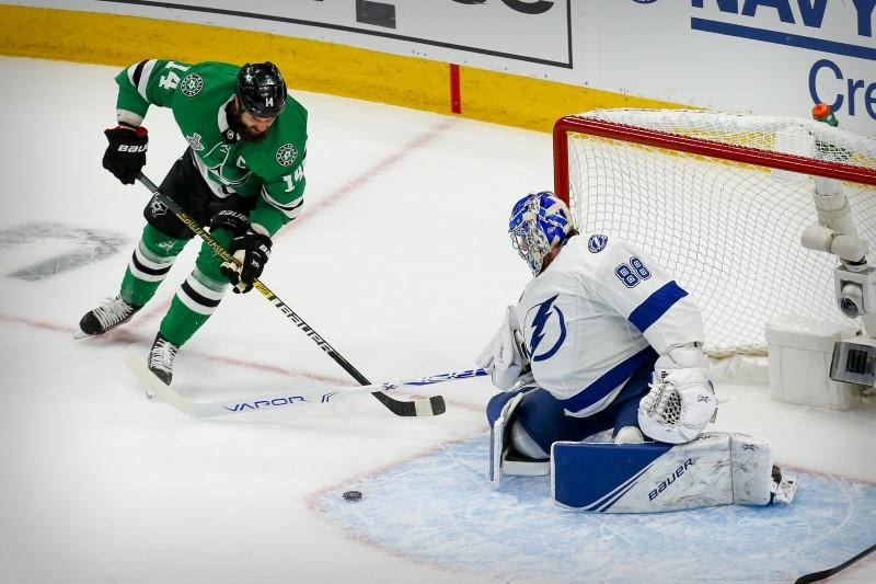 Stars seek 'another level' in Stanley Cup Final
