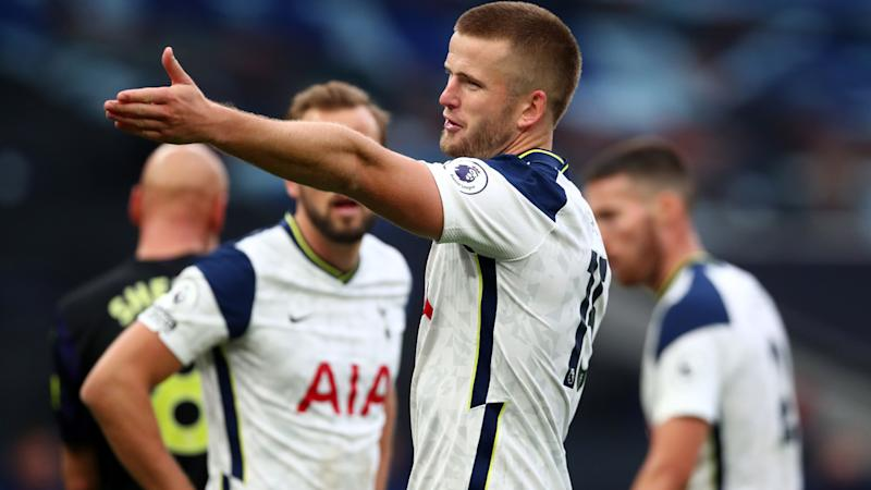 'He had to go!' - Tottenham boss Mourinho explains call of nature forced Dier's hasty exit from pitch against Chelsea