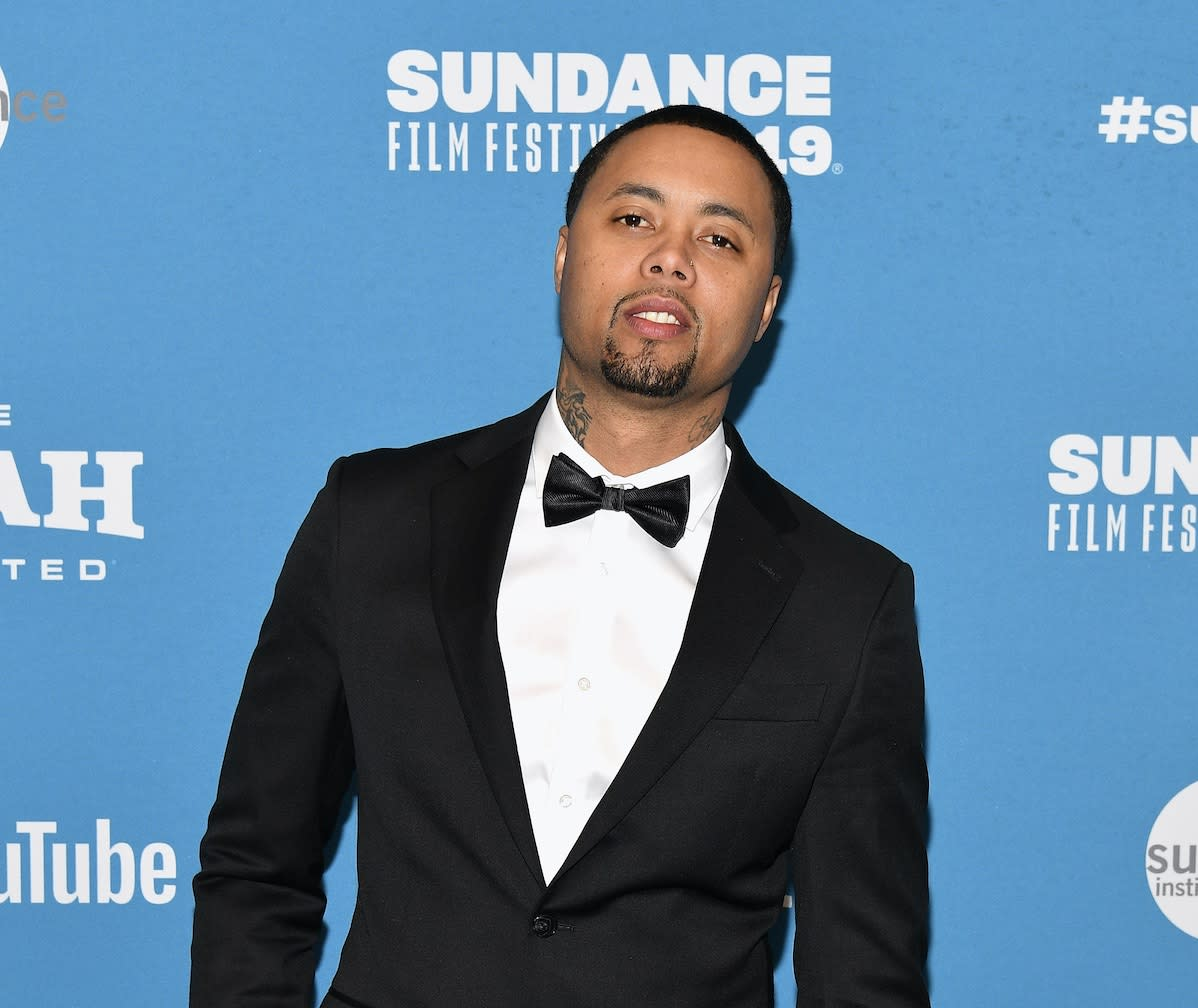 Jamal Trulove attends the 'The Last Black Man In San Francisco' premiere during the 2019 Sundance Film Festival. (Photo: Dia Dipasupil/Getty Images)