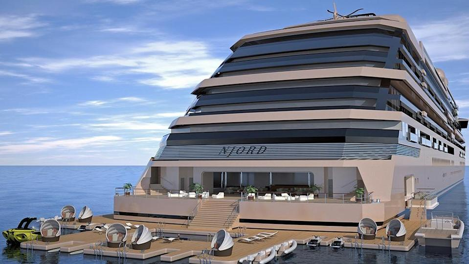 The 948-footer is full to the brim with luxury amenities. - Credit: Ocean Residences Development