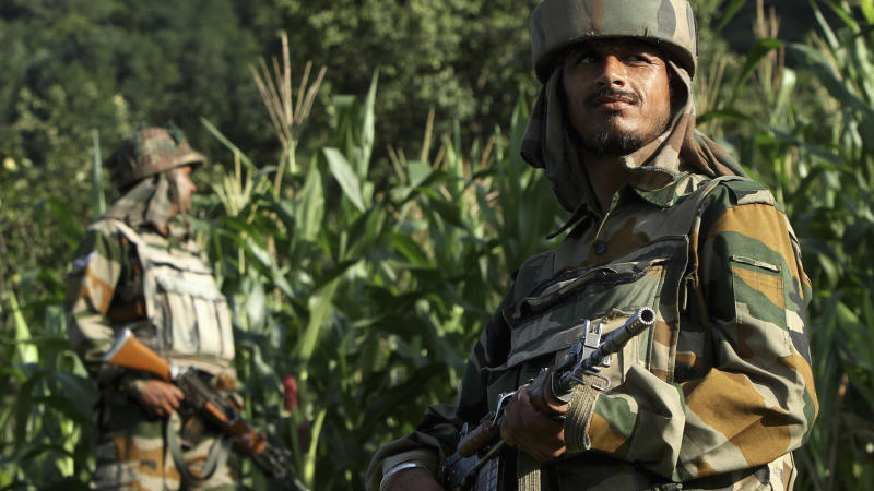 Kashmir Live: 4 Militants Killed in Rampur, 3 Trapped in Tral