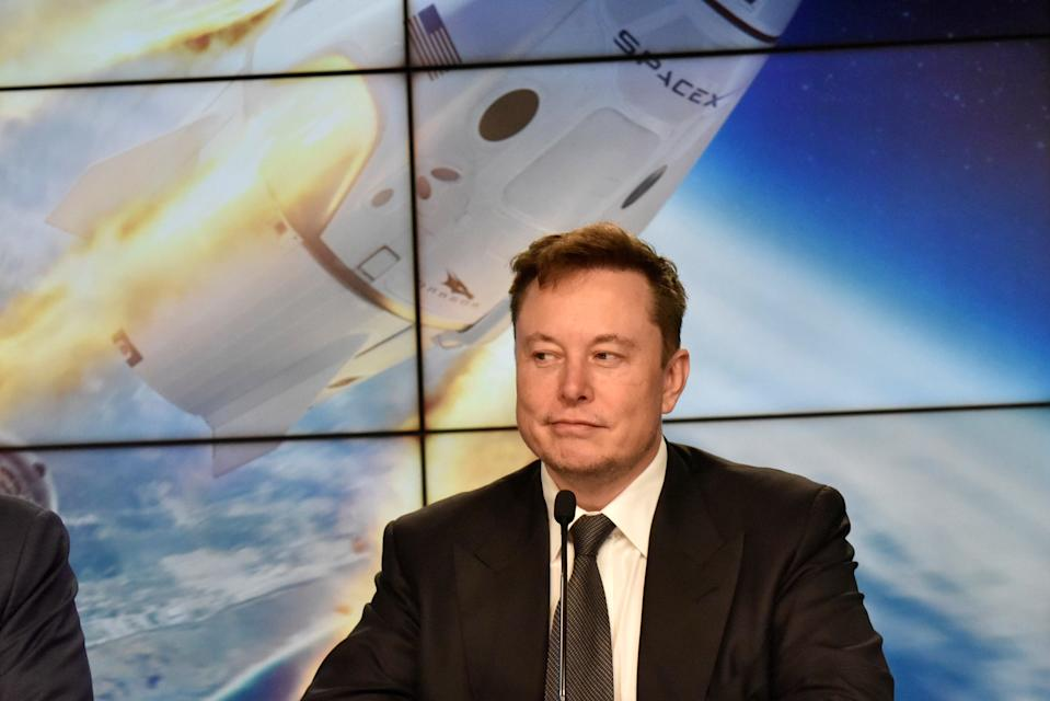 Red planet dreamin': Elon Musk's Space X plans to take people to Mars (REUTERS)