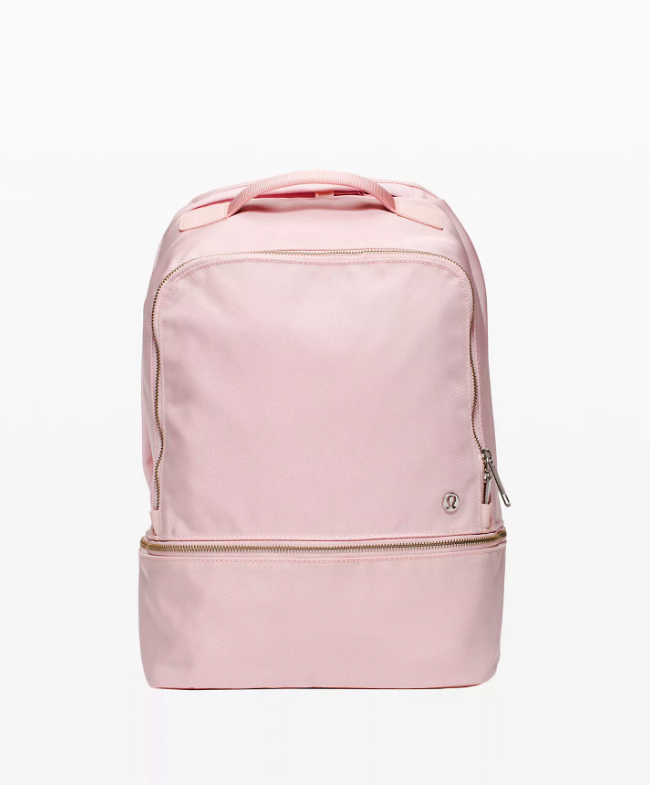 City Adventurer Backpack II (Photo via Lululemon)