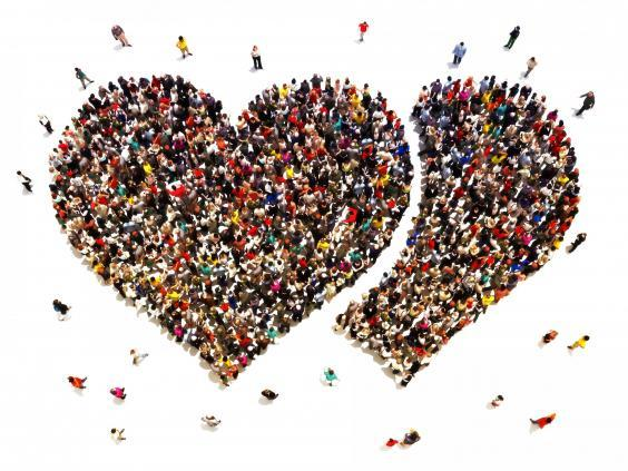 Millions of people around the world turn to the services of dating websites (iStock)
