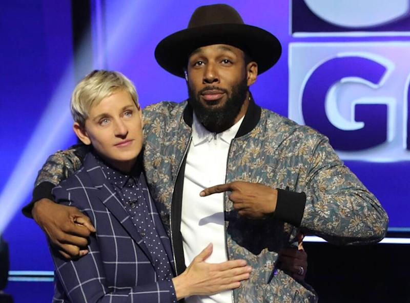 Stephen 'tWitch' Boss Opens Up About Allegations Against Ellen DeGeneres