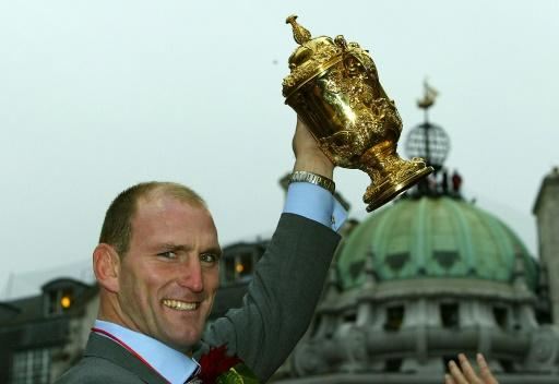 Lawrence Dallaglio's stellar rugby career climaxing with England's 2003 Rugby World Cup success was not one he envisaged but a family tragedy sparked it