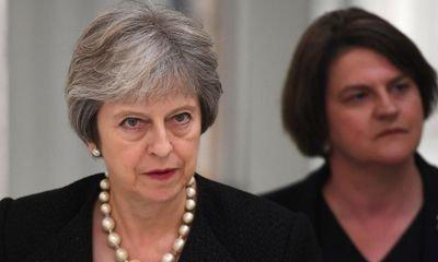 PM calls on EU to 'evolve' its Brexit position as she warns MPs will block Irish border backstop plan
