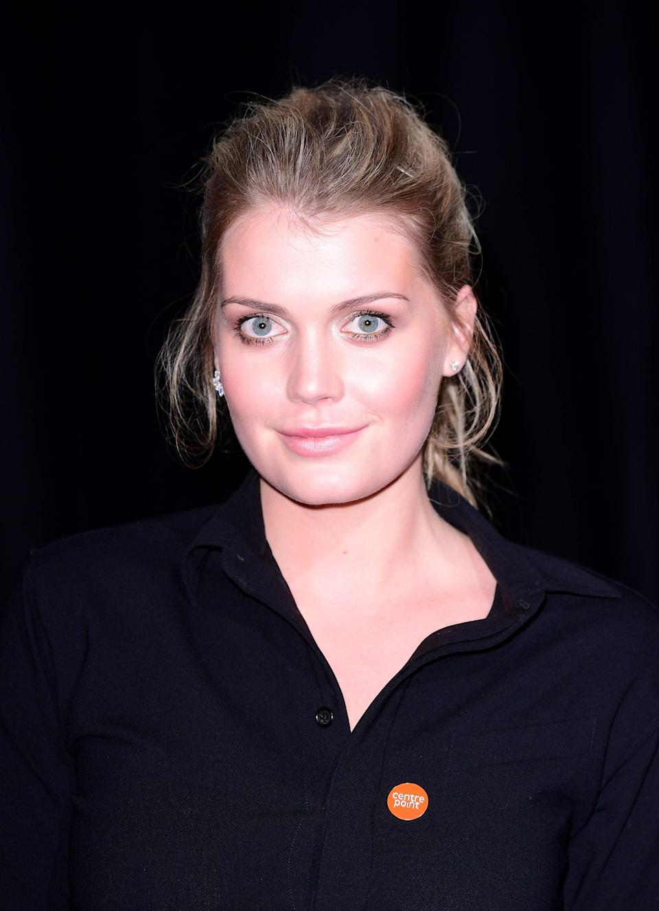 Lady Kitty Spencer (Ian West/PA) (PA Archive)
