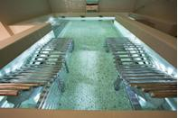"""<p>For an affordable spa hotel in London, look no further than <a href=""""https://go.redirectingat.com?id=127X1599956&url=https%3A%2F%2Fwww.booking.com%2Fhotel%2Fgb%2Fkwesthotel.en-gb.html%3Faid%3D1922306%26label%3Dspa-hotels-london&sref=https%3A%2F%2Fwww.goodhousekeeping.com%2Fuk%2Flifestyle%2Ftravel%2Fg37472138%2Fspa-hotel-london%2F"""" rel=""""nofollow noopener"""" target=""""_blank"""" data-ylk=""""slk:K West Hotel & Spa"""" class=""""link rapid-noclick-resp"""">K West Hotel & Spa</a>, where you can take your mind and body on a holistic journey in a spa haven that's won various awards. The amazing wellness space here combines a steam room, sauna and sanarium, as well as a hydrotherapy pool, the Snow Paradise filled with ice, a foot bath and experience showers.</p><p>Perfect if you're looking to shop - Westfield London is just a stone's throw away - K West offers a boutique spa sanctuary in the city. With its stars twinkling on the ceiling, steamy cabins and cosy nooks to unwind in your robe, this four-star option is worth considering.</p><p><a class=""""link rapid-noclick-resp"""" href=""""https://go.redirectingat.com?id=127X1599956&url=https%3A%2F%2Fwww.booking.com%2Fhotel%2Fgb%2Fkwesthotel.en-gb.html%3Faid%3D1922306%26label%3Dspa-hotels-london&sref=https%3A%2F%2Fwww.goodhousekeeping.com%2Fuk%2Flifestyle%2Ftravel%2Fg37472138%2Fspa-hotel-london%2F"""" rel=""""nofollow noopener"""" target=""""_blank"""" data-ylk=""""slk:CHECK AVAILABILITY"""">CHECK AVAILABILITY</a></p>"""