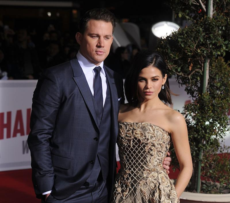"""Jenna Dewan Tatum on Her Sex Life with Channing Tatum: """"I Do Things to Keep It Fresh for Myself."""""""
