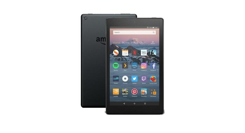 Amazon All-New Amazon Fire HD 8 Tablet (32GB)