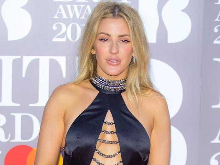 Ellie Goulding said she'd previously followed a vegetarian diet for years before trying to go vegan.