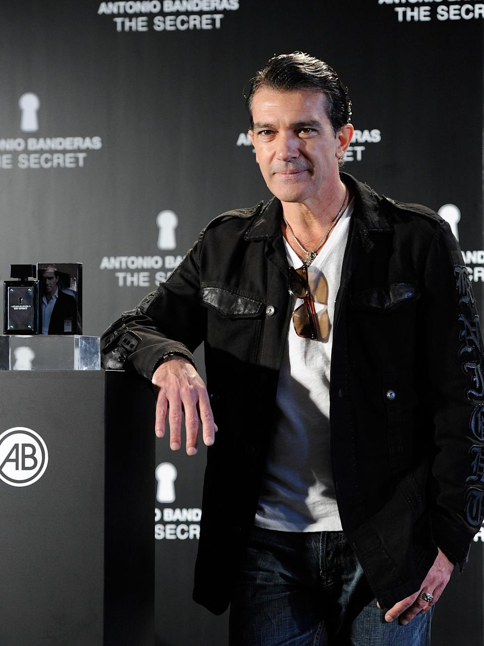 <p>The Spanish actor has been one of fragrance company Puig's most successful celebrity representatives, releasing 15 scents for men and women so far. One, The Secret, earned him a huge £10 million.<br><i>[Photo: Getty]</i> </p>