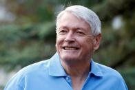 FILE PHOTO: Chairman of Liberty Media John Malone attends the Allen & Co Media Conference in Sun Valley, Idaho