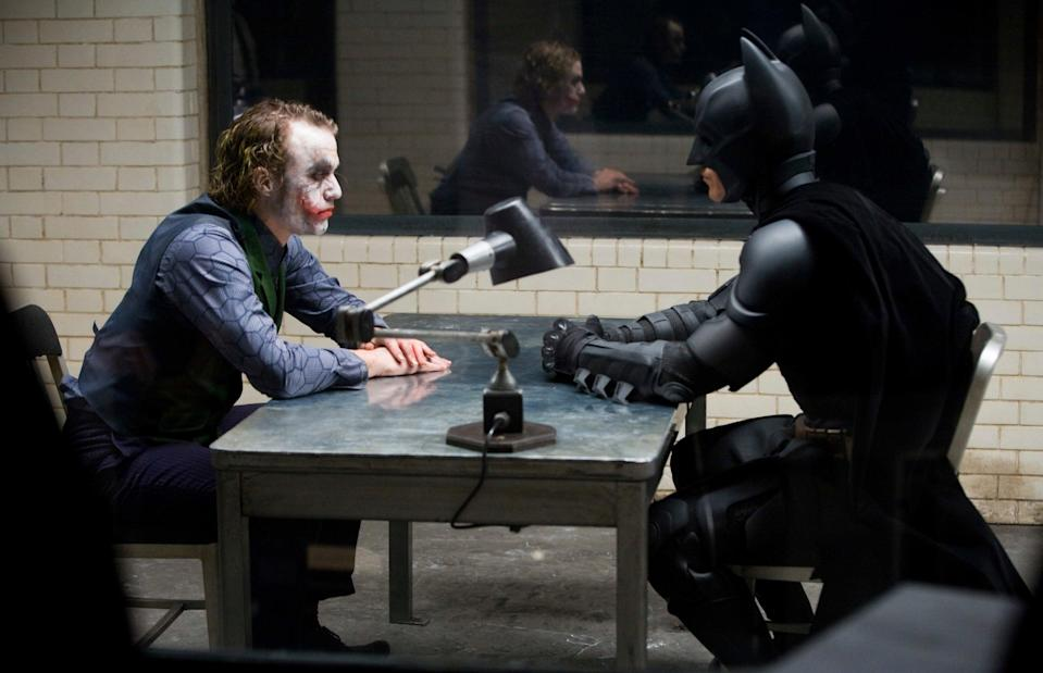 Christopher Nolan's 2008 blockbuster 'The Dark Knight' is coming to NetflixAP
