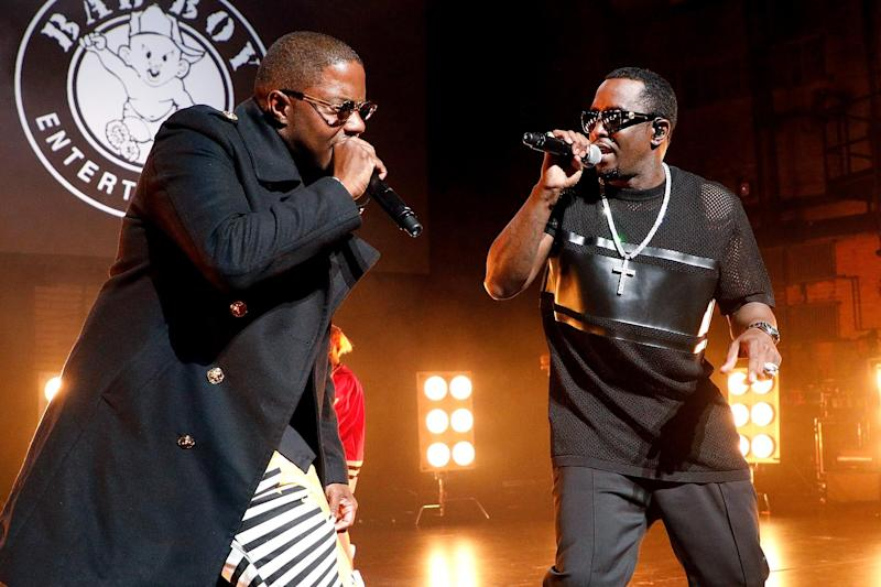 Mase responds to Diddy's Grammys speech, asks to buy publishing rights back