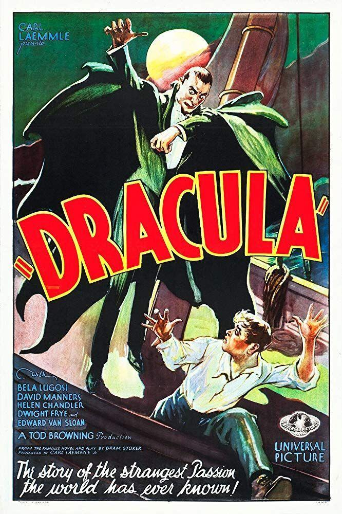 """<p><a class=""""link rapid-noclick-resp"""" href=""""https://www.amazon.com/Dracula-Tod-Browning/dp/B002MFX238/?tag=syn-yahoo-20&ascsubtag=%5Bartid%7C10050.g.22103622%5Bsrc%7Cyahoo-us"""" rel=""""nofollow noopener"""" target=""""_blank"""" data-ylk=""""slk:STREAM NOW"""">STREAM NOW</a><br></p><p>The classic horror film follows the story of an evil vampire hunted down by vampire slayer Van Helsing once it's discovered that he preys on beautiful, young women.</p>"""