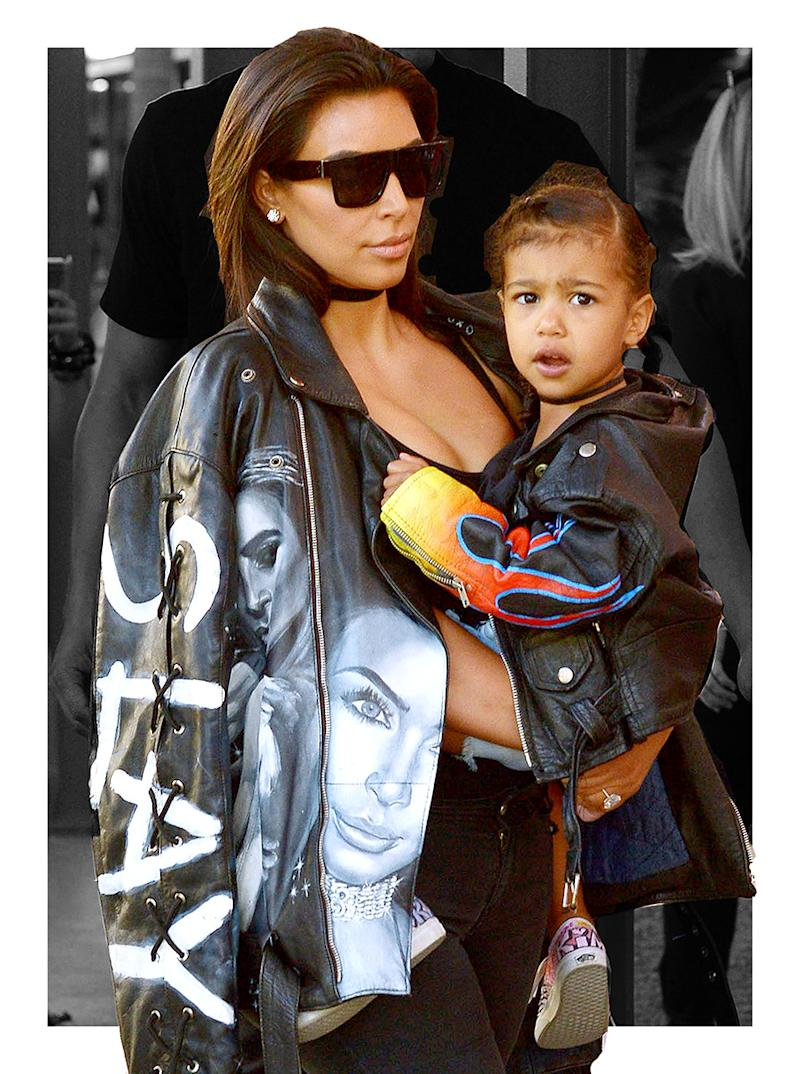 235d4a4a2 The North West Effect  Can Kardashian Kids Sell Clothes