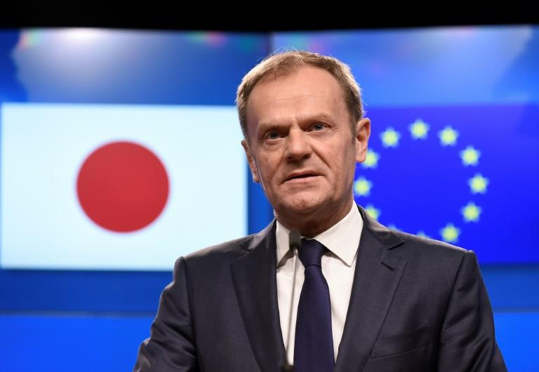 European Union  and Japan to hold Brussels summit on huge free trade deal