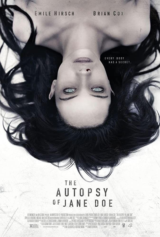 <p>Dead bodies, supernatural events, a pair of coroners, this film offers up all the horror ingredients for a solid pay off.</p>