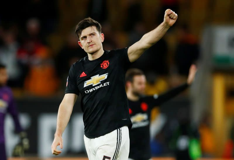 Man United lose Maguire to hip injury - reports