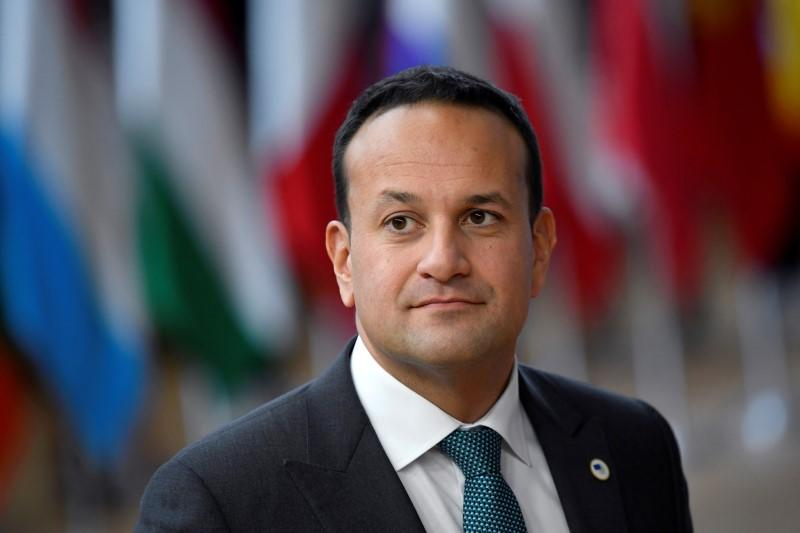 Irish PM seeks to put Brexit at centre of Feb. 8 election