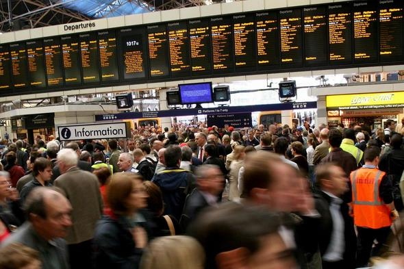 Rail passengers face huge disruption this Bank Holiday weekend