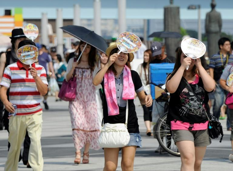 At least 120 people perished as a result of the blistering heat this summer and with the 2020 Olympics being held in late July and early August -- Japan's hottest time of year -- there are fears that athletes and fans could be at risk