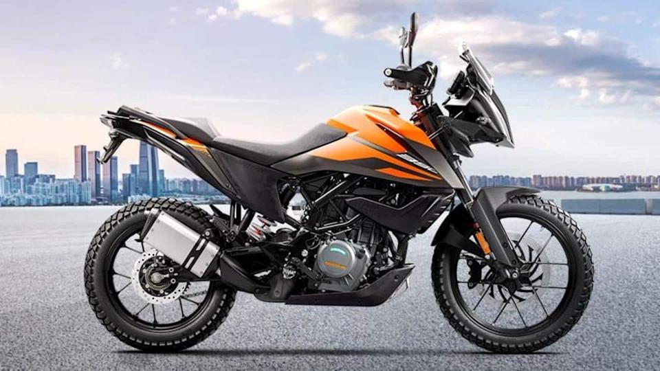 KTM 250 and 390 Adventure motorbikes have become more expensive