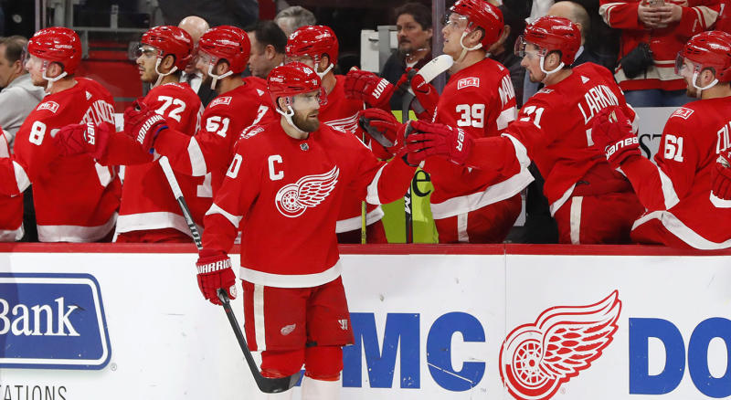 eecfbafd9 Things look awfully grim for the Detroit Red Wings