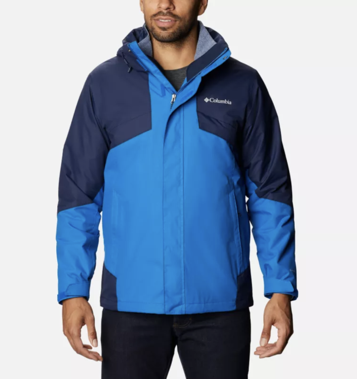 Men's Bugaboo II Fleece Interchange Jacket - Columbia, from $107 (originally $180)