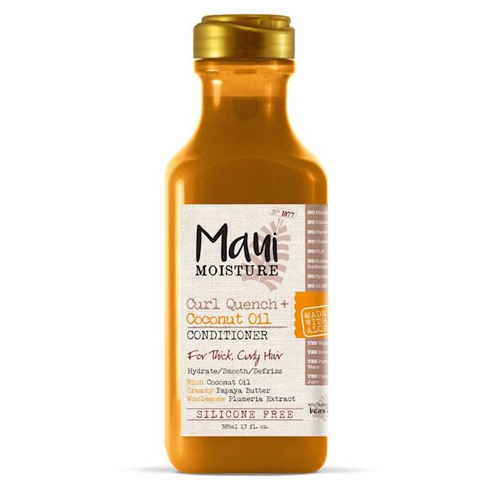 maui moisture, best conditioner for curly hair