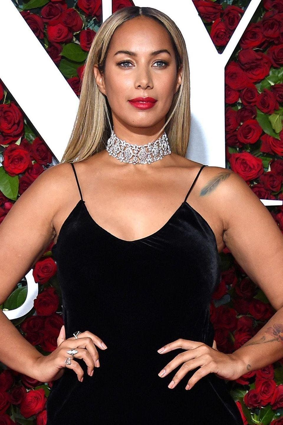 """<p>In a candid interview the singer revealed, """"I don't drink — I hate the taste of alcohol. When my debut single [Bleeding Love] went to No.1, I celebrated with non-alcoholic champagne.""""</p><p><em>[h/t <a href=""""http://www.glamourmagazine.co.uk/gallery/teetotal-celebrities"""" rel=""""nofollow noopener"""" target=""""_blank"""" data-ylk=""""slk:Glamour U.K."""" class=""""link rapid-noclick-resp"""">Glamour U.K.</a></em></p>"""