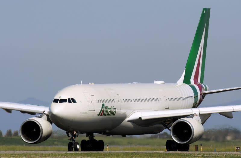 Italy to take full control of Alitalia as virus hits sale plan - report