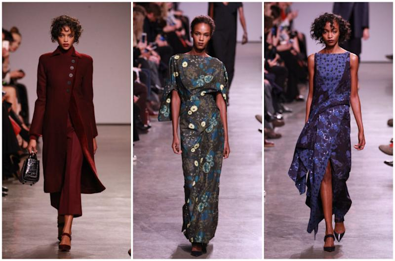 Zac Posen's Fashion Show Just Reminded Everyone That Black Models Matter