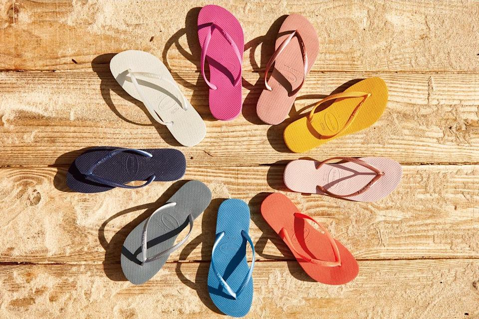 Havaianas flip-flops are on sale now at Nordstrom.