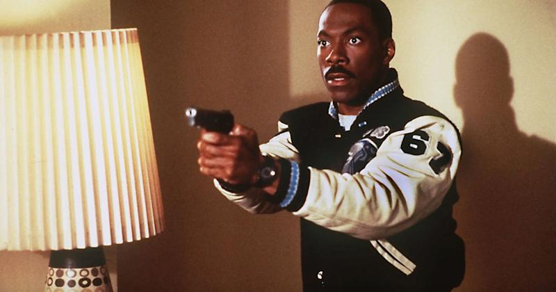 Eddie Murphy was the unlikely inspiration for Cobra (credit: Paramount)