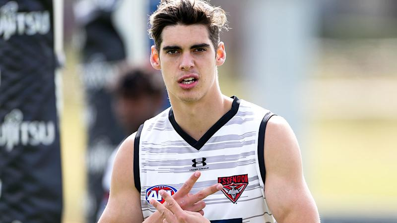 Essendon's Brandon Zerk-Thatcher is the first AFL player banned for breaking virus protocols.