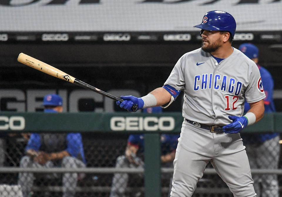 Longtime Cubs slugger Kyle Schwarber is reportedly joining the Nationals.